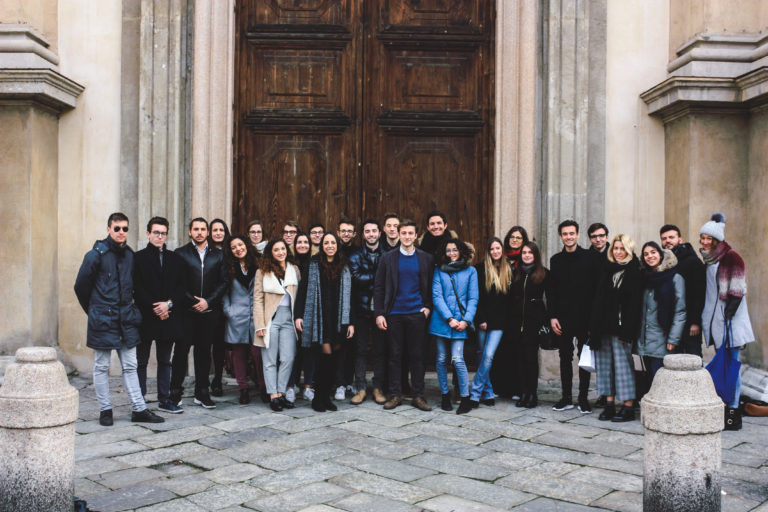 Welcome day 2018 – Il team building per una Junior Enterprise