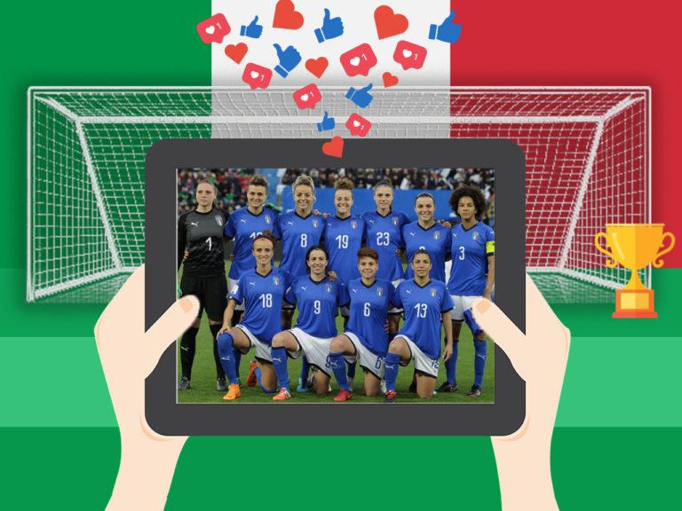 Il mondiale di calcio femminile 2019: i risultati in campo e sui social
