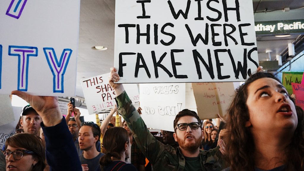 no fake news