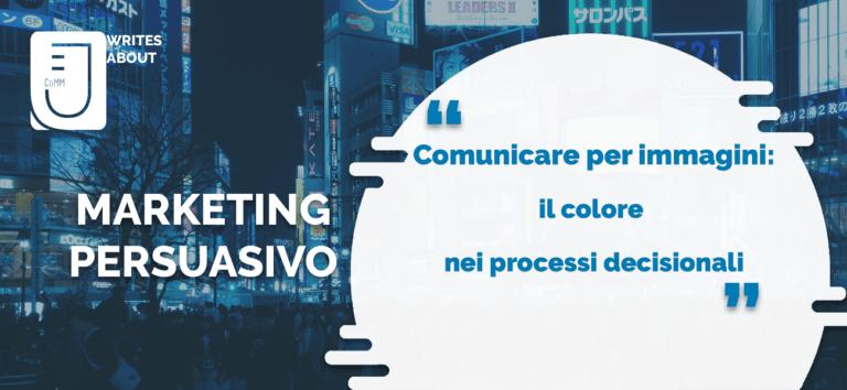 Comunicare per immagini: i colori dei processi decisionali
